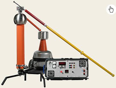 Переносная установка УИВ-100